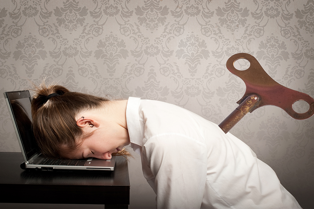 Symptoms Of Mental Fatigue