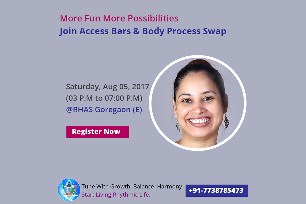 AccessBars and BodyProcess Sessions