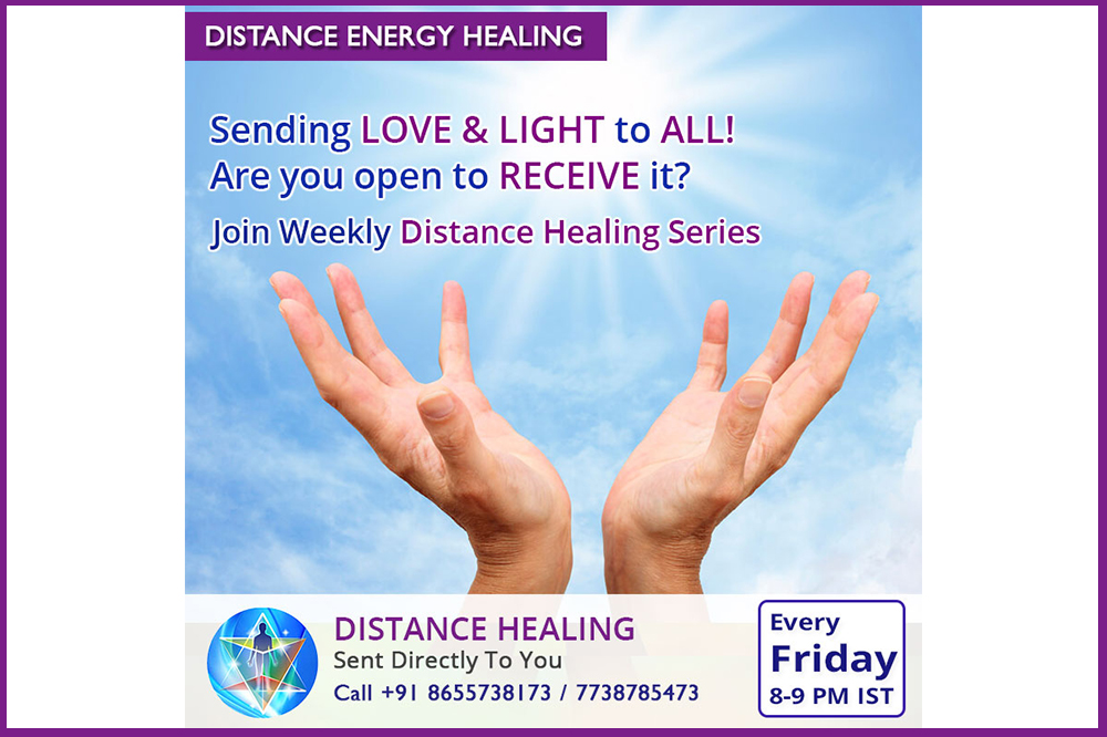 Distance Healing For You At Your Home