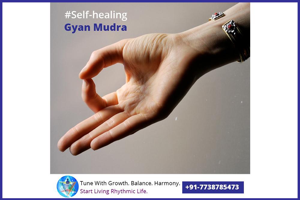 Gyan Mudra (Mudra of Knowledge)
