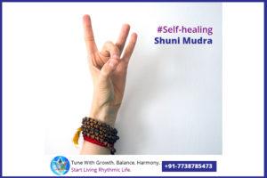Shuni Mudra (Mudra for Patience)
