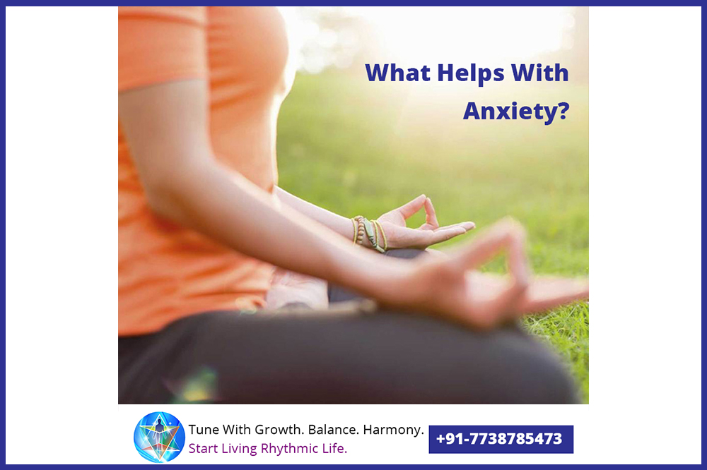 Simple Ways To Help Alleviate Anxiety