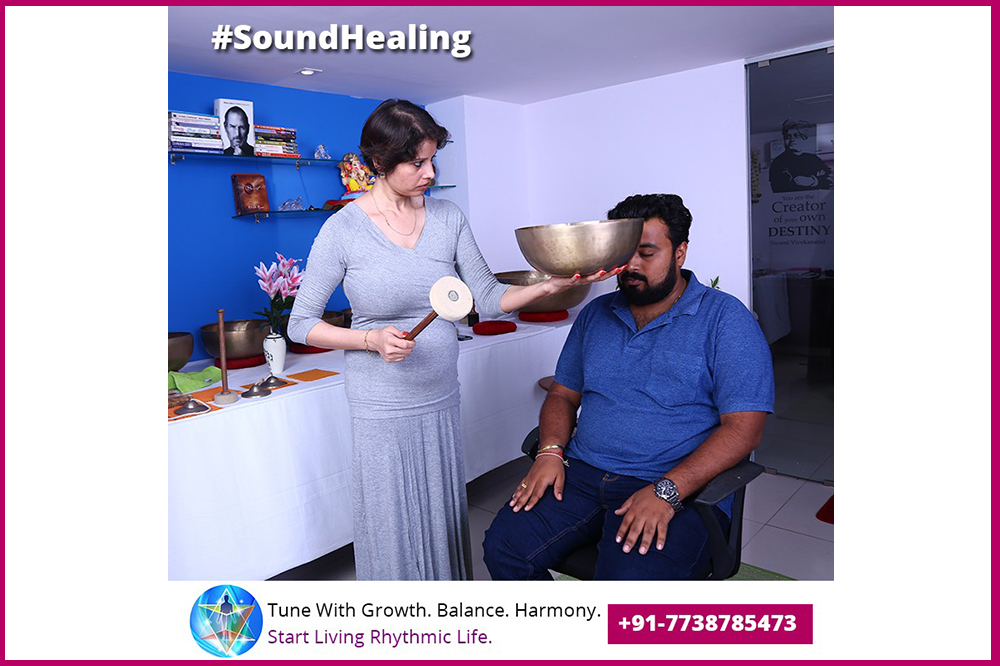 Sound Therapy Relieving Chronic Pain